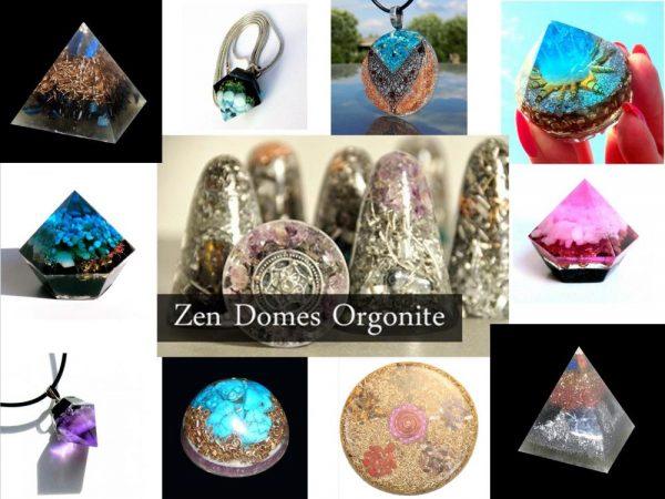 Zen Domes Orgonite